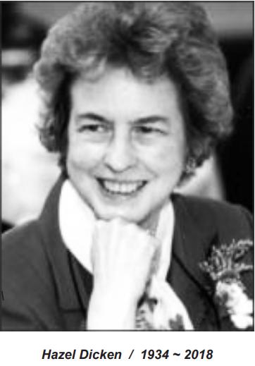 Hazel Dicken