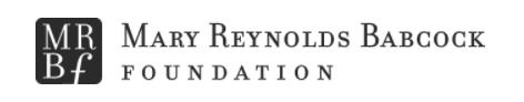 Mary Reynolds Babcock Foundation partner logo