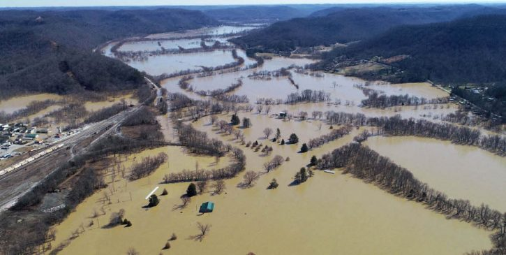 flooded eastern kentucky
