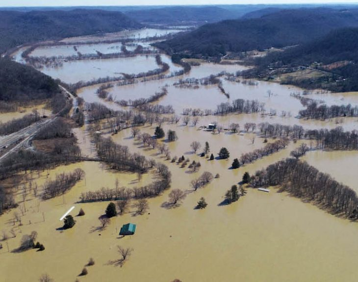 flooded eastern kentucky
